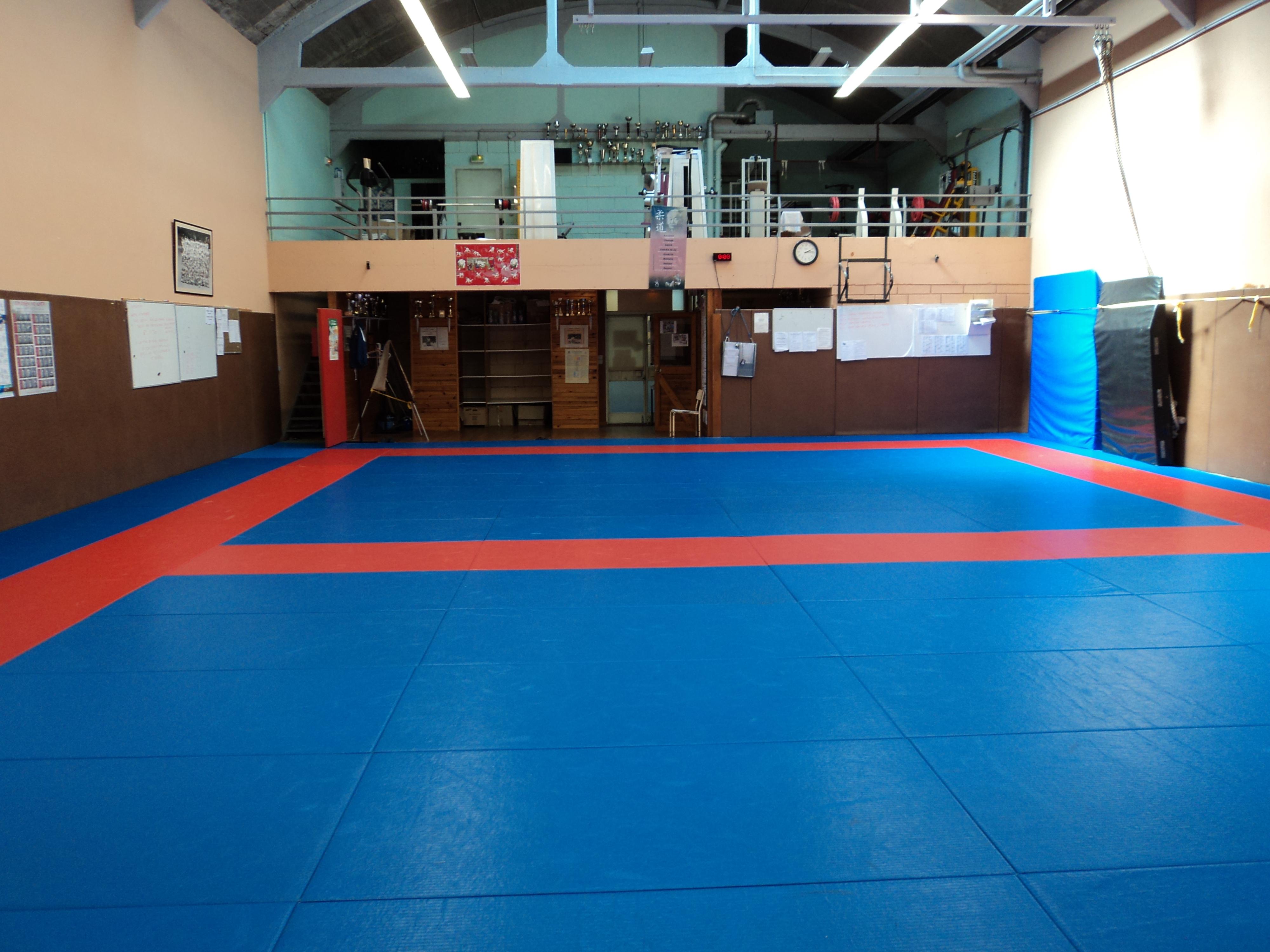 cs vienne judo quelques photos de nos installations. Black Bedroom Furniture Sets. Home Design Ideas
